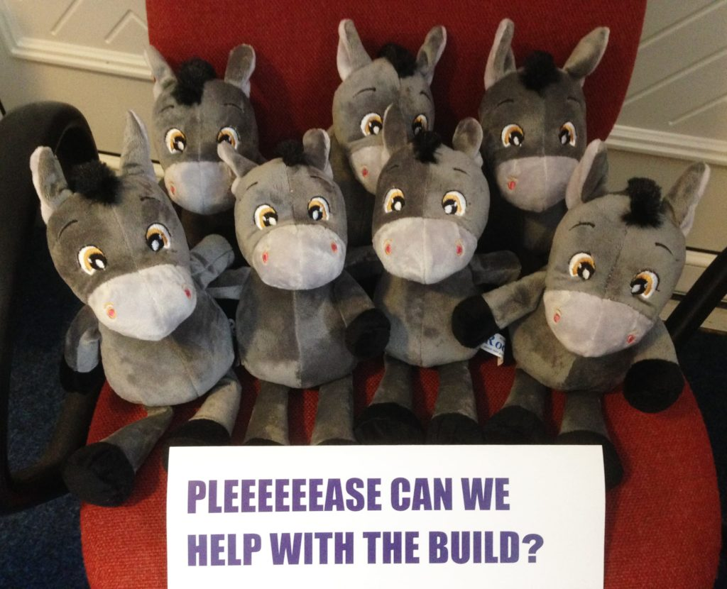 Roccos asking to help