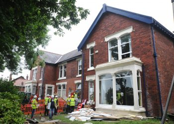 Before image_DIY SOS The Big Build BBC Children in Need Special