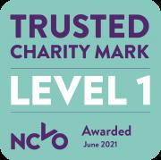 Trusted Charity Mark logo